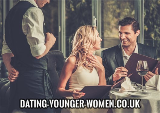 Dating younger women - the top places to meet