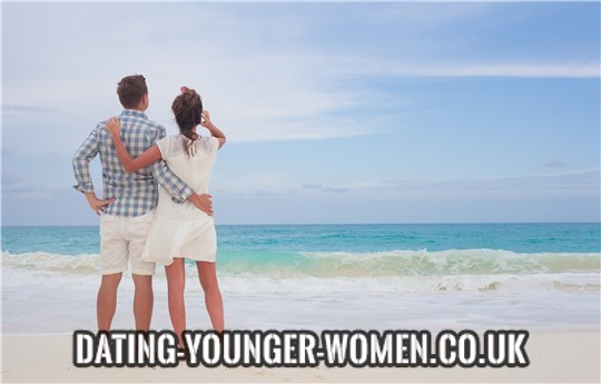 How common is dating younger women for older men