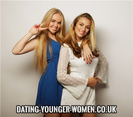 Why men love dating younger women