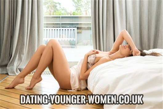 Why relationships with younger women are so tempting